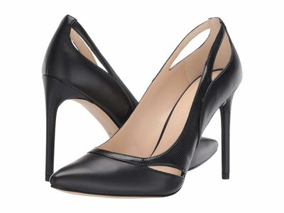 Nine West - Nine West Women Black/Black Joopit 3 Pumps