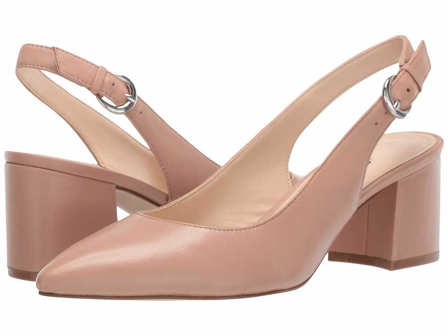 Nine West Women Blush Tulip Pumps
