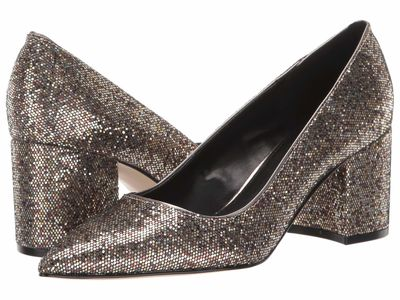 Nine West - Nine West Women Bronze Jolandap 3 Pumps