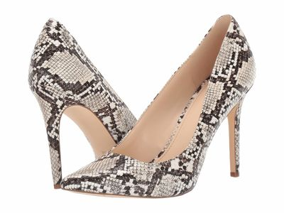 Nine West - Nine West Women Cream Multi Tay 3 Pumps
