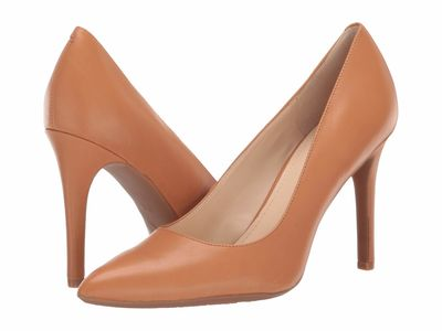 Nine West - Nine West Women Cuoio Filled Pumps