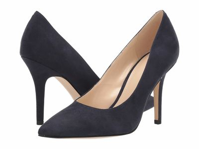 Nine West - Nine West Women French Navy Jackpot 2 Pumps