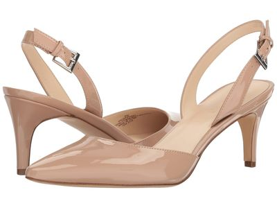 Nine West Women Light Natural Epiphany Pumps