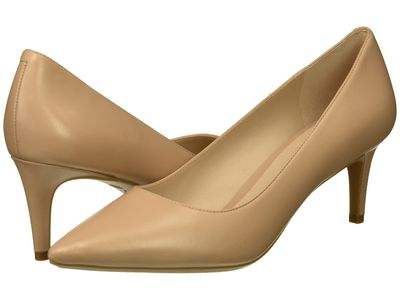 Nine West - Nine West Women Medium Natural Leather Soho9X9 Pumps