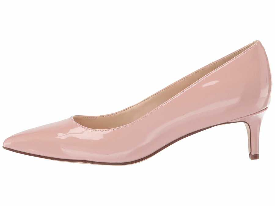 Nine West Women Modern Pink Fina 3 Pumps