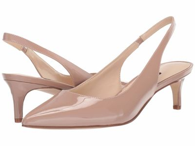 Nine West - Nine West Women Nude Feliks Pump Pumps