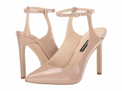 Nine West - Nine West Women Taupe Tamara Pumps