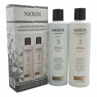 Nioxin - Nioxin System 3 Cleanser & Scalp Therapy Conditioner Duo 10.1 oz