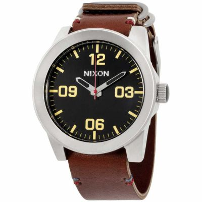 Nixon - Nixon Men's A243019 Corporal Watch