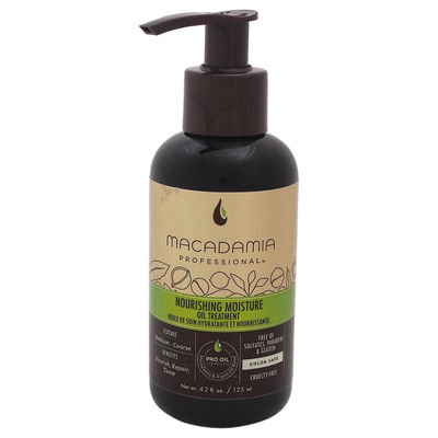 Macadamia - Nourishing Moisture Oil Treatment 4,2oz