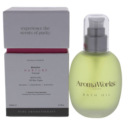 Aromaworks - Nurture Bath Oil 3,4oz