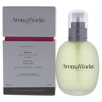 Aromaworks - Nurture Body Oil 3,4oz