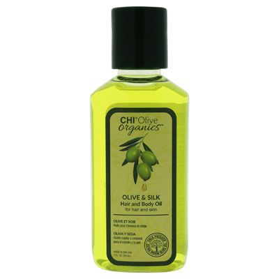 Olive Organics Hair and Body Oil 2oz