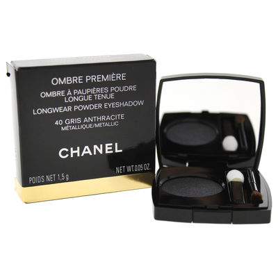 Chanel - Ombre Premiere Longwear Powder Eyeshadow - 40 Gris Anthracite 0,08oz