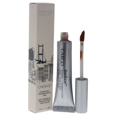 Cargo - Onebase Concealer + Foundation - # 45 Medium/Dark with Golden Undertone 0,6oz