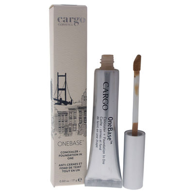 Cargo - OneBase Concealer + Foundation - # 01 Very Fair with Yellow Undertone 0,6oz