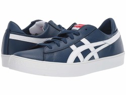 Onitsuka Tiger Men İndependence Blue White Fabre Bl-S Lifestyle Sneakers - Thumbnail
