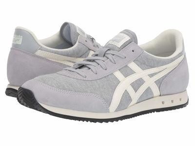 Onitsuka Tiger - Onitsuka Tiger Men Mid Grey/Cream New York Lifestyle Sneakers