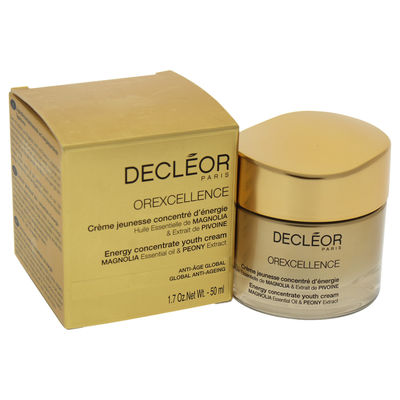 Decleor - Orexcellence Energy Concentrate Youth Cream 1,7oz