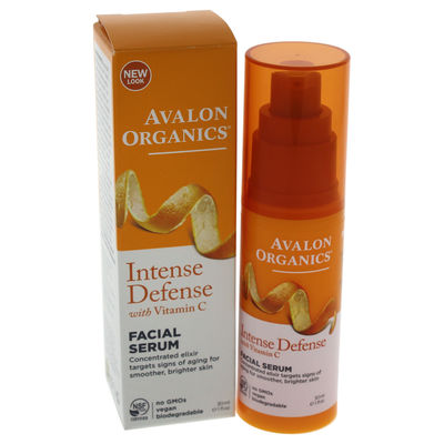 Organics Vitamin C Renewal Vitality Facial Serum 1oz