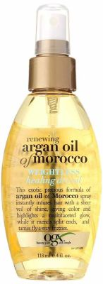 Organix - Organix Renewing Argan Oil of Morocco Healing Dry Oil 4 oz