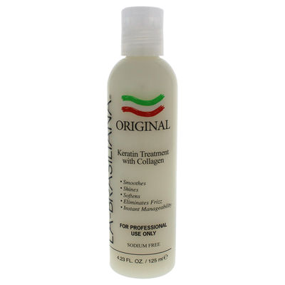 LA Brasiliana - Original Keratin Treatment With Collagen 4oz