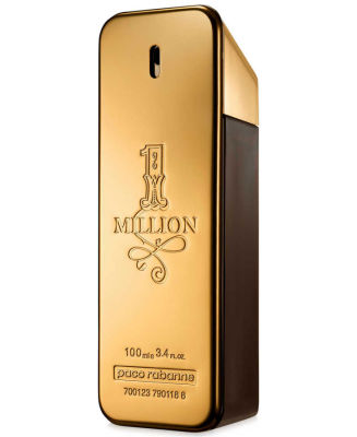 Paco Rabanne - Paco Rabanne 1 Million 100 ML EDT For Men (Original Tester Perfume)