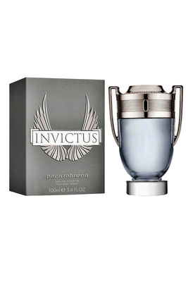 Paco Rabanne - Paco Rabanne Invictus EDT 100 ML For Men Perfume (Original)