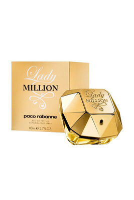 Paco Rabanne - Paco Rabanne Lady Million 80 ML EDP Women Perfume (Original Perfume)