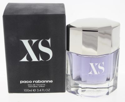 Paco Rabanne - Paco Rabanne Paco Xs EDT 100 ML (3.3oz) Men Perfume (Original)