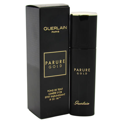 Guerlain - Parure Gold Radiance Foundation SPF 30 - # 04 Beige Moyen/Medium Beige 1oz
