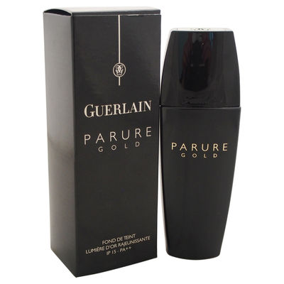 Guerlain - Parure Gold Rejuvenating Gold Radiance Foundation SPF 15 - # 42 Ocre Clair 1oz