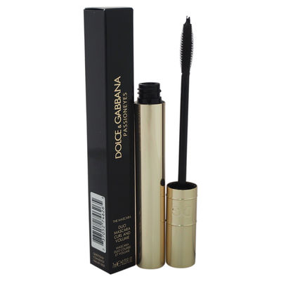 Dolce and Gabbana - Passioneyes Duo Mascara Curl and Volume - 2 Terra 0,23oz