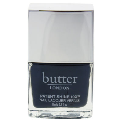 Butter London - Patent Shine 10X Nail Lacquer - Earl Grey 0,4oz