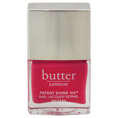 Butter London - Patent Shine 10X Nail Lacquer - Flusher Blusher 0,4oz