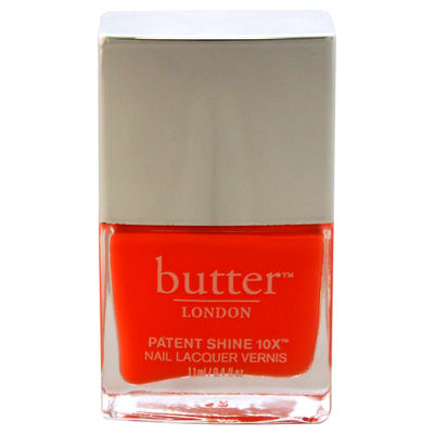 Butter London - Patent Shine 10X Nail Lacquer - Jolly Good 0,4oz