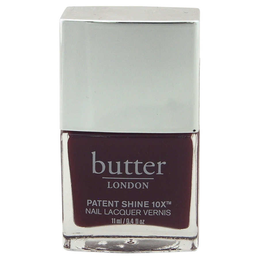 Patent Shine 10X Nail Lacquer - Rather Red 0,4oz