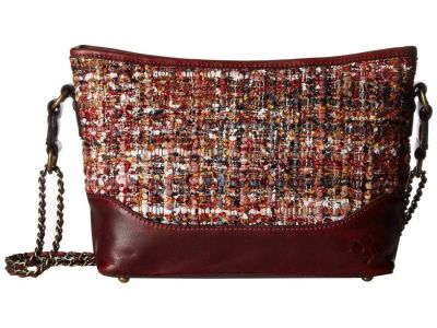 Patricia Nash - Patricia Nash Boucle Salvina Cross Body Bag