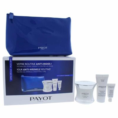 Payot - Payot Techni Liss Anti-Wrinkle Set 4 Pc Set