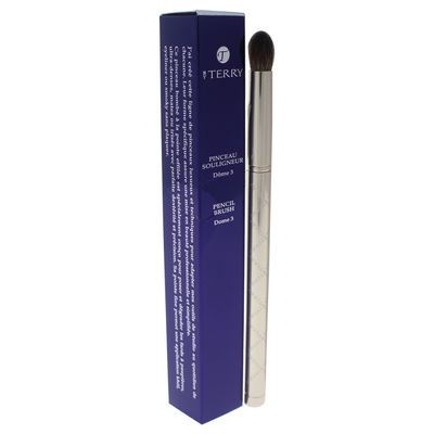 By Terry - Pencil Brush - # 3 Dome 1Pc