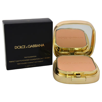 Dolce and Gabbana - Perfect Matte Powder Foundation - 60 Classic 0,52oz
