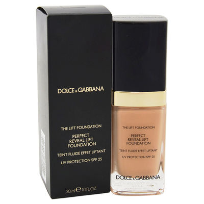 Dolce and Gabbana - Perfect Reveal Lift Foundation SPF 25 - 130 Warm Rose 1oz