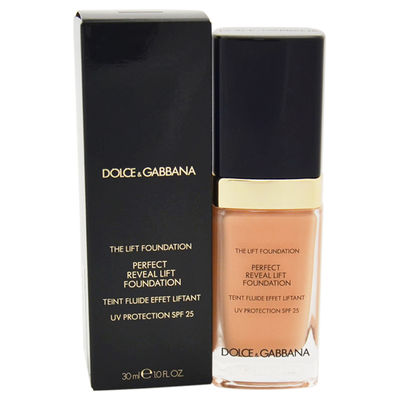 Dolce and Gabbana - Perfect Reveal Lift Foundation SPF 25 - 140 Rose Beige 1oz