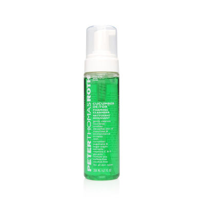 Peter Thomas Roth - Peter Thomas Roth Cucumber De-Tox Foaming Cleanser 6.7 oz