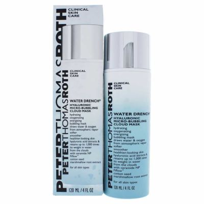 Peter Thomas Roth - Peter Thomas Roth Water Drench Hyaluronic Micro-Bubbling Cloud Mask 4 oz