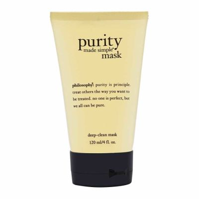 Philosophy - Philosophy Purity Made Simple Deep-Clean Mask 4 oz
