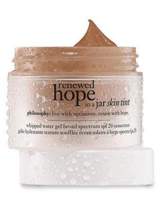 Philosophy - Philosophy Renewed Hope In A Jar Skin Tint SPF 20 - 9.5 Cocoa 1 oz