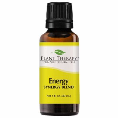 Plant Therapy - Plant Therapy Synergy Essential Oil - Energy 1 oz