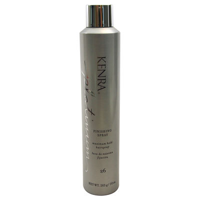 Kenra - Platinum Finishing Spray # 26 Maximum Hold Hairspray 10oz