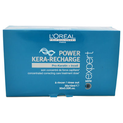 LOreal Professional - Power Kera-Recharge Pro-Keratin+Incell 30 x 0.33oz